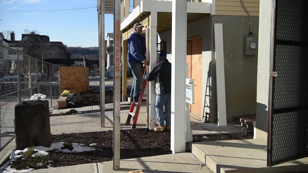 Paterson Habitat for Humanity hopes to revitalize neighborhood through home ownership.