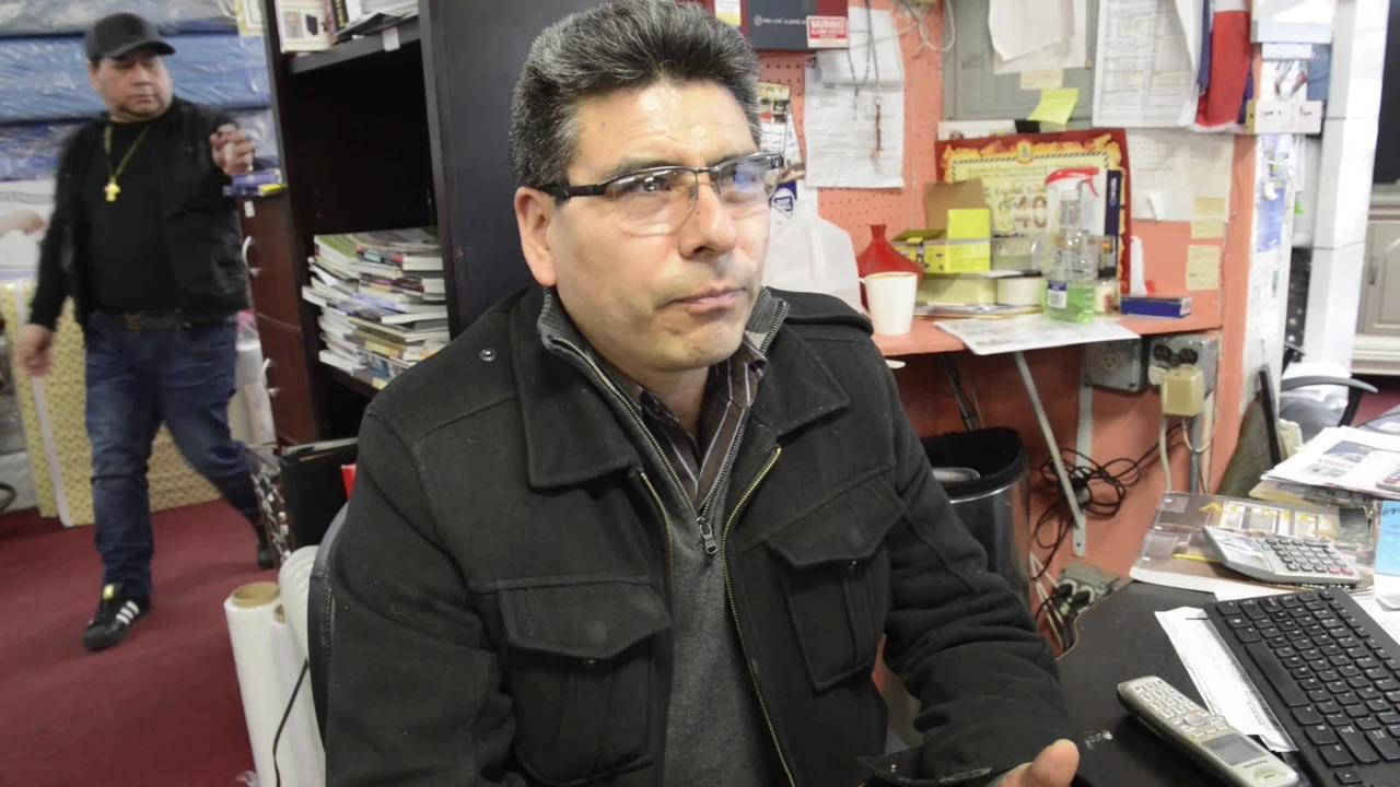 A North Jersey resident shares his views on President Trump's deportation plans.