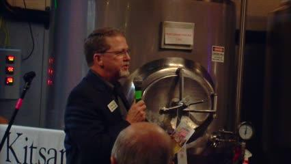 On October 4th, we invited a speaker supporting I-1491 and a speaker opposing I-1491 to share their perspectives with our readers at Der Blokken Brewery in Manette as part of our new Brews and Issues event series.