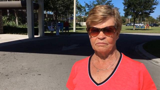 Voters take to the polls in North Naples