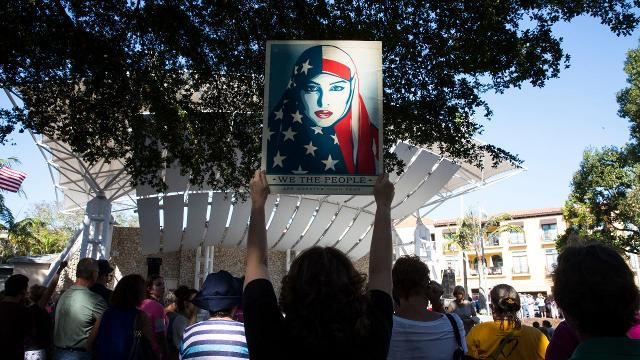 The Naples Women's March for Social Justice