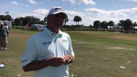 Chubb Classic -- Fred Couples