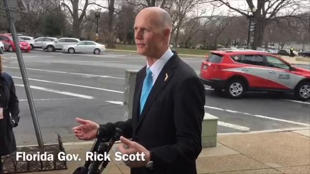 Gov. Rick Scott on Affordable Care Act repeal