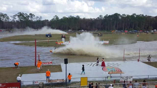 Swamp buggy Spring Classic Big Feature