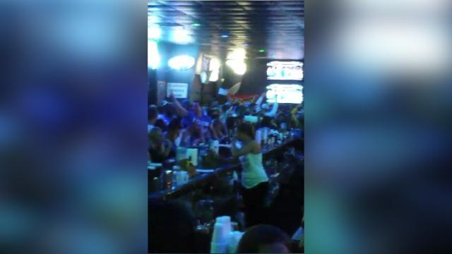 Periscope: FGCU watch party at Rusty's Bar and Grill