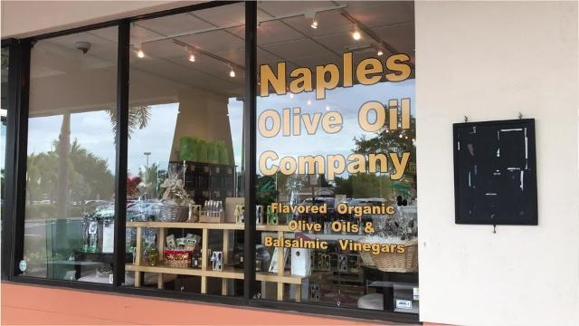Send olive oil from Naples Olive Oil Company