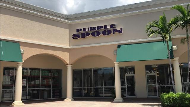 Take a cooking class at Purple Spoon Culinary if it rains