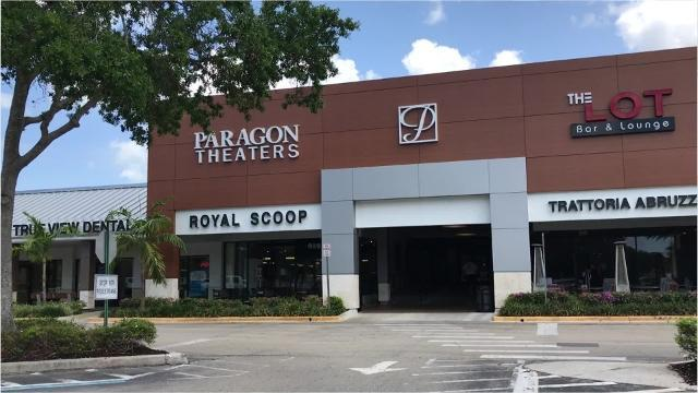 Go watch a movie at Paragon Pavilion on a rainy day in SWFL