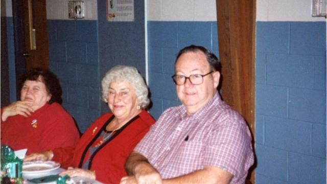 James Stambaugh, 83, of York Springs died the day after his wife of 64 years, Betty Stambaugh, 81.