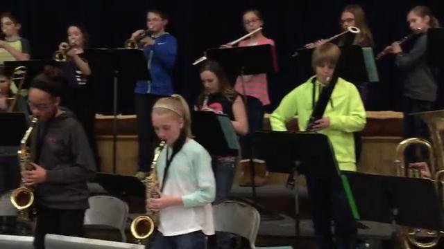 Shippensburg 6th Grade Jazz Band