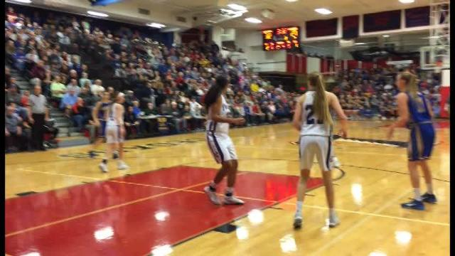 Watch: Falcons edge Vikings in LL Semis