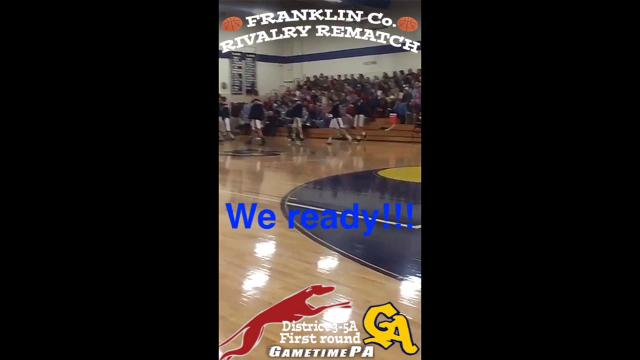 Check out Greencastle-Antrim's victory over Shippensburg through the eyes of Bryan Gembe, who hosted a GameTimePA.com's Snapchat Takeover on Monday night.