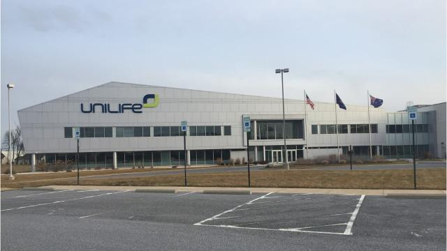 Unilife has put its 160,00 square-foot headquarters up for sale.