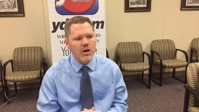 Will Clark of the York County Planning Commission spoke with YDR's editorial board about roundabouts and other upcoming transportation initiatives in the community.