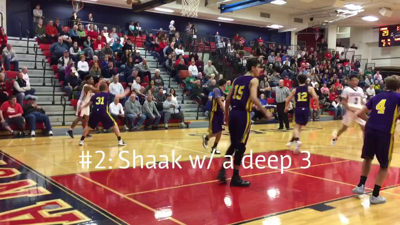 See the top 5 plays from Lebanon's 52-50 win over Ephrata in Mondays L-L Quarterfinals.