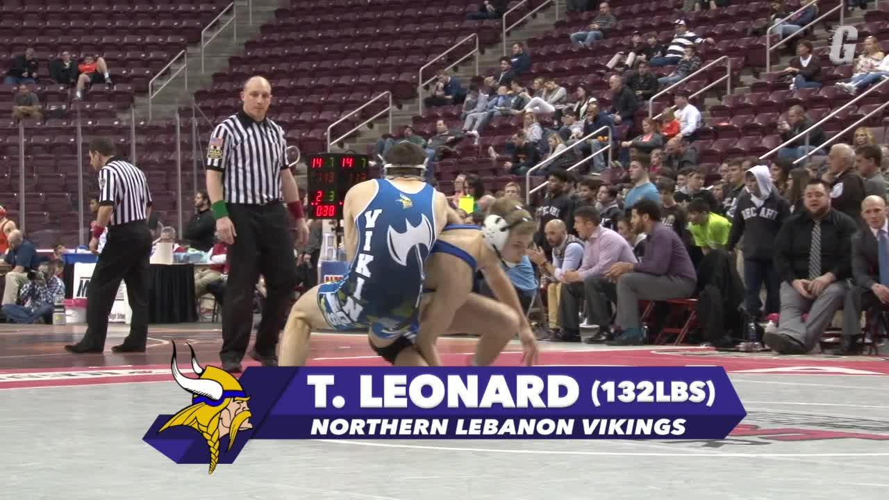 Check out highlights from Northern Lebanon's PIAA championship match on Saturday, Feb. 11, 2017.