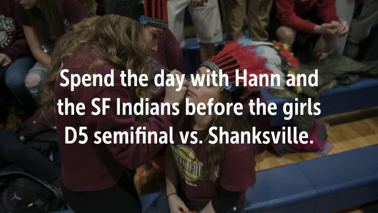 Find out what the reigning District 5 champions, Southern Fulton girls, do to prepare for a District 5-1A semifinal game.