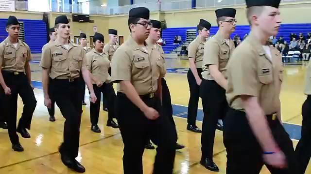 Watch: CASHS JROTC Pass-in-Review Parade
