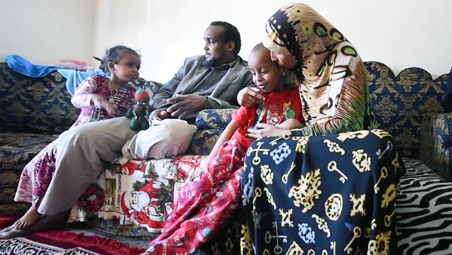 Watch: Now U.S. citizens, Somali-born parents wait for refugee daughters' arrival