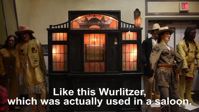 Watch: More wax figures up for auction in Gettysburg