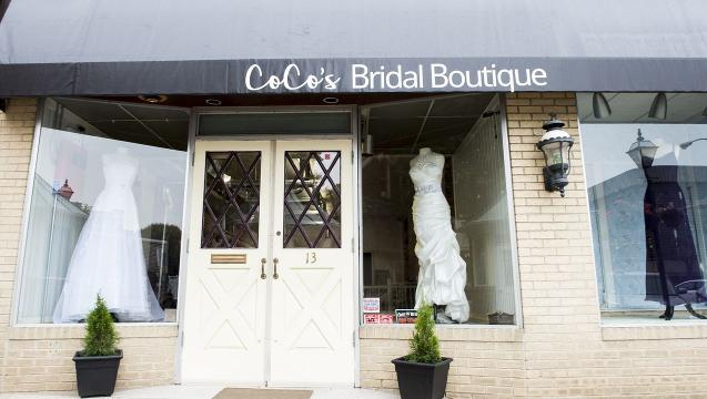 Inside look at CoCo's Bridal Boutique