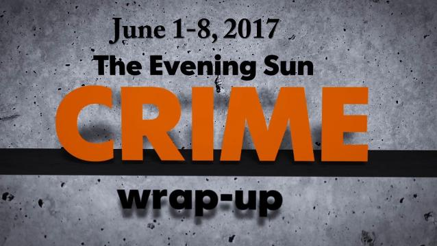 Watch: Crime wrap-up for June 1-8