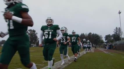 Shasta College football bowl game all-access