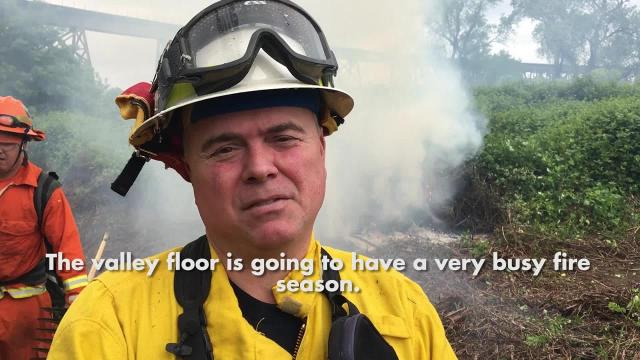 Redding Fire chief expects busy fire season