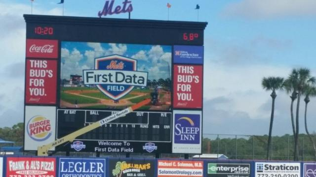 A name change at Tradition Field was announced Thursday
