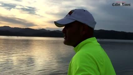 Bass fishing at Lake Picachos with Ron Speed Jr. of Ron Speed Jr.'s Adventures.