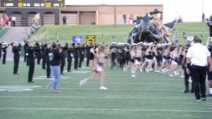 The Rider Raiders and Wichita Falls Coyotes meet for the 54th time at Memorial Stadium Friday, Sept. 30.
