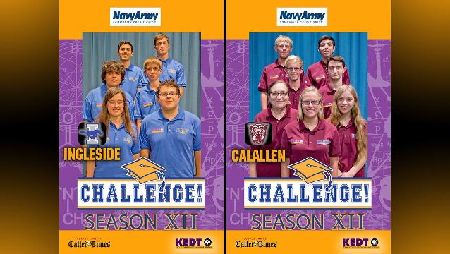 KEDT-TV Challenge: November 17, 2016 - Ingleside vs. Calallen