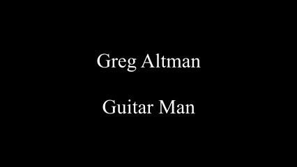 Greg Altman sings and plays his guitar Tuesday afternoon at the Lake Wichita Park pavilion. Altman likes the acoustics of the covered area and says now that he's retired from the steel business, he stays sharp and active by playing and singing every day.