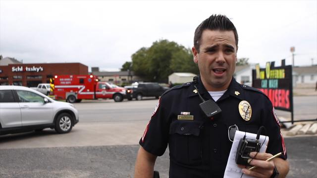 A shooting at Koenigheim Street and Harris Avenue is an officer-involved shooting, said Officer Travis Griffith, a spokesperson for the San Angelo Police Department. He said no officers were injured, and no suspects are on the loose.