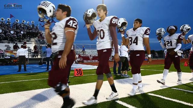 Coach Danaher talks comparisons Calallen's 2005 state team