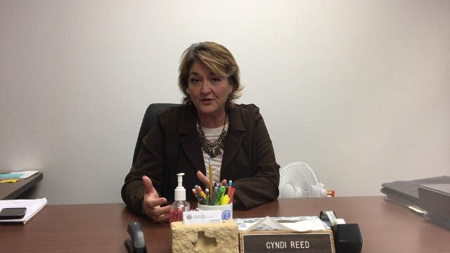 Cyndi Reed, Region 2 foster care redesign program administrator, talks about the potential benefits overhauling the foster care system could bring to the Abilene-Wichita Falls area.