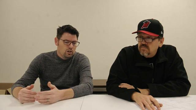 Reporter-News sports editor Daniel Youngblood and Big Country beat writer Evan Ren discuss Sweetwater's game against West Orange Stark in the Class 4A Div. II football state championship game.