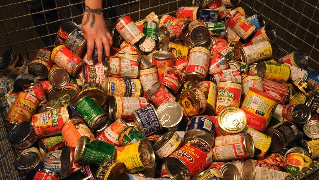 Video: Food bank