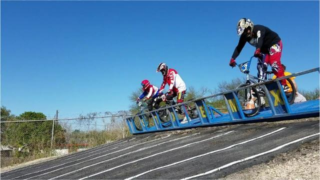 STX BMX hosts weekend of races