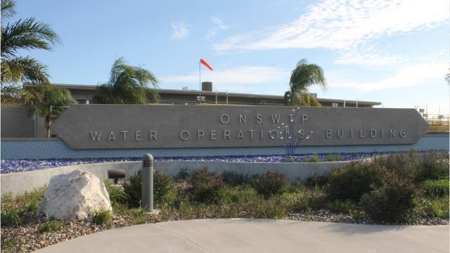 Open house covers water plant improvements