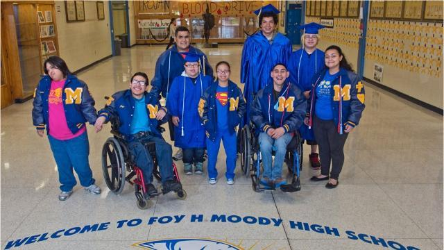 Athletic honors for Special Olympians