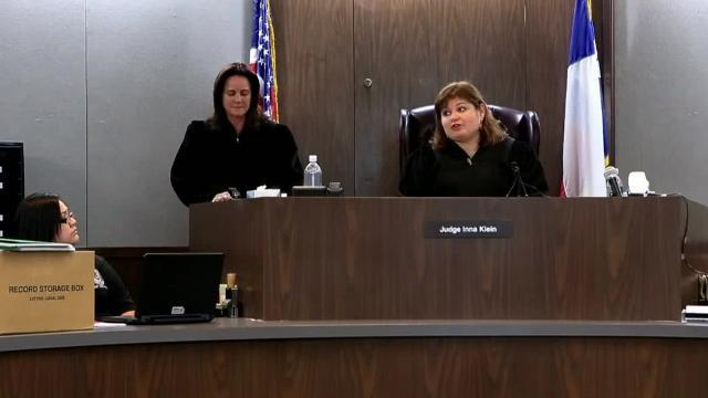 Domestic Violence Court gets new judge