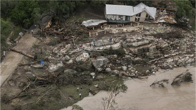 Two years since Wimberley Flood