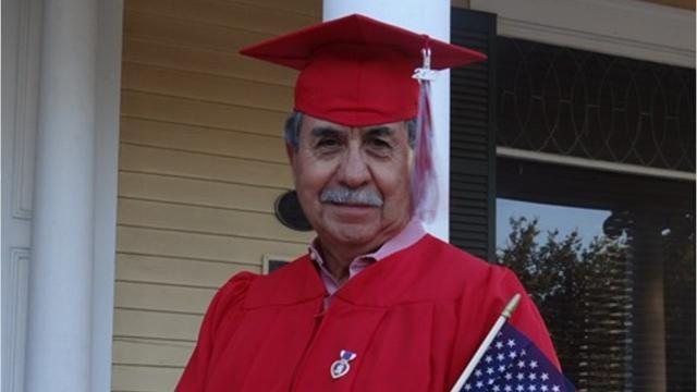 Robstown veteran to graduate with Class of 2017