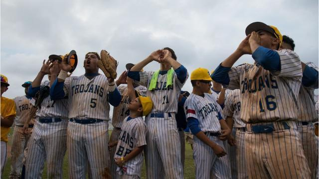 Moody Magical Again: Trojans rally for two wins to advance