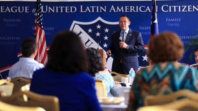 LULAC speaks out agains SB4