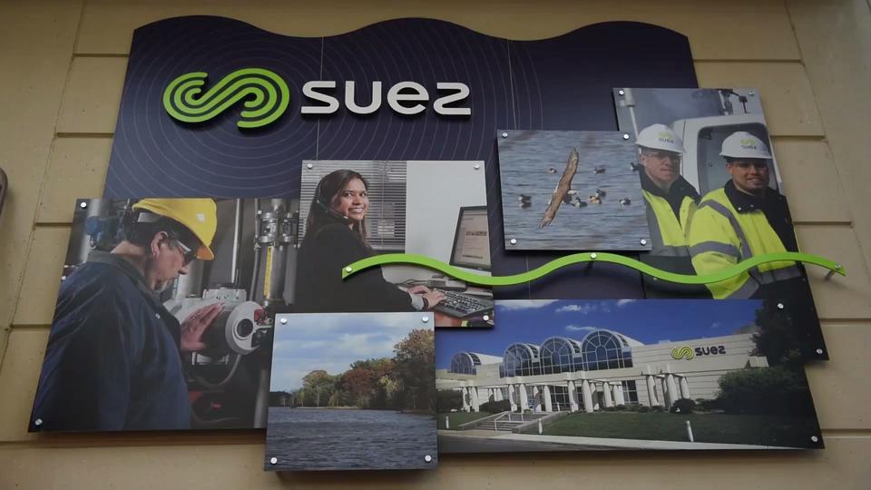 Video: A tour of Suez Water Treatment Facility