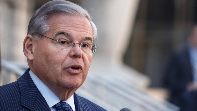 The Supreme Court rejected Sen. Bob Menendez's appeal on Monday, March 20, 2017.