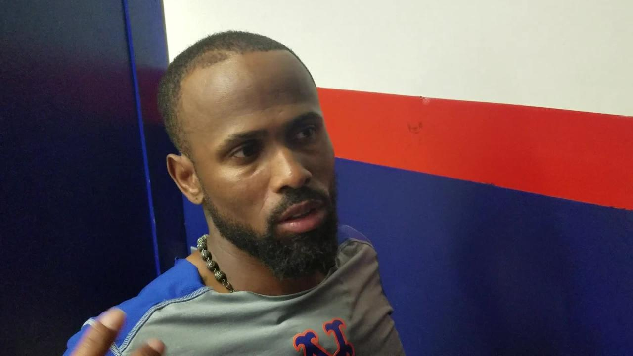 Jose Reyes discusses how he's helped Amed Rosario.