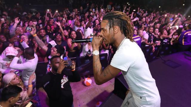 Who is New Jersey rapper Fetty Wap?